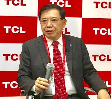 """专访TCL董事长李东生:坚持""""双+转型""""和国际化战略"""