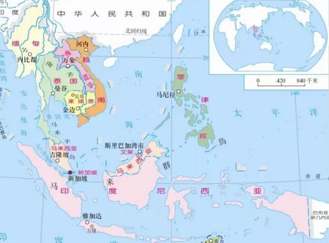 """骆永昆:""""一带一路""""倡议在东南亚的进展、成果和前景"""