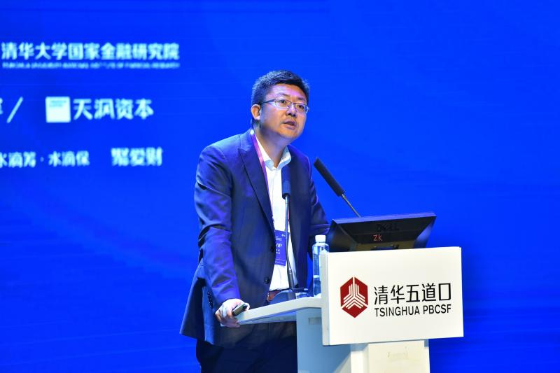 百度高级副总裁朱光谈金融本质:实际上是数据和数据处理