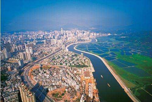 """粤港澳大湾区潜力巨大 香港金融优势助推""""一带一路""""建设"""