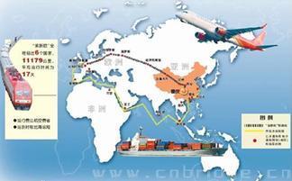 """中欧班列与中巴经济走廊:""""一带一路""""上两颗璀璨明珠"""
