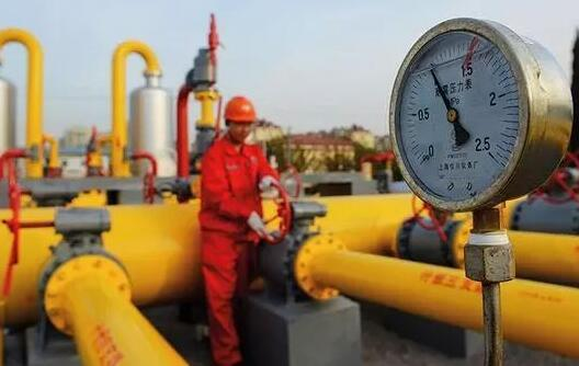 中国天然气进口的现状与未来