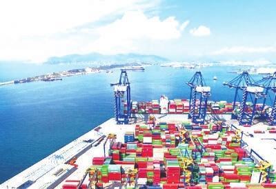"""贸易畅通:联结世界 构建""""一带一路""""大市场"""