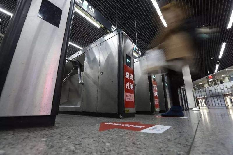 银联支付宝场景争夺升级,上海地铁将全线支持移动支付