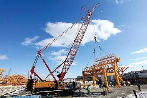 去年对外承包工程企业哪家强?第一名原来是它!