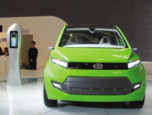 从两会看中国新能源汽车行业走向,部长苗圩回应将高速增长