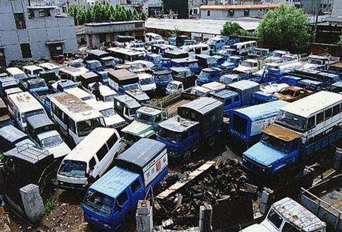 报废汽车回收新规将发布,市场规模有望超千亿