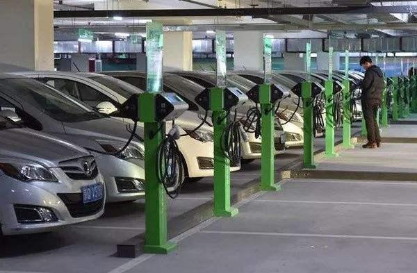 新能源汽车一季度市场剖析:私人充电桩共享模式渐成规模
