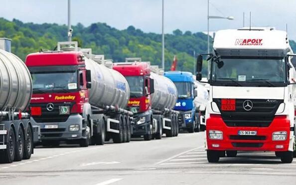 预警!7月20日起,印度卡车全国无期限大罢工!出货请注意