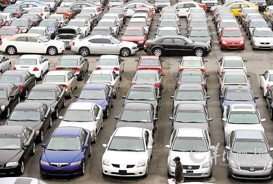 汽车经销商渐显寡头格局