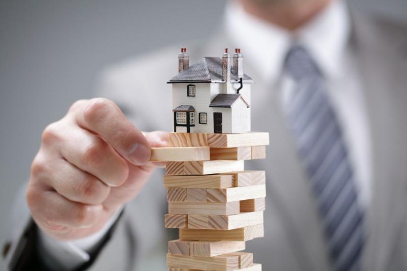 房地产市场调控方向未变 房贷利率涨幅有所下降