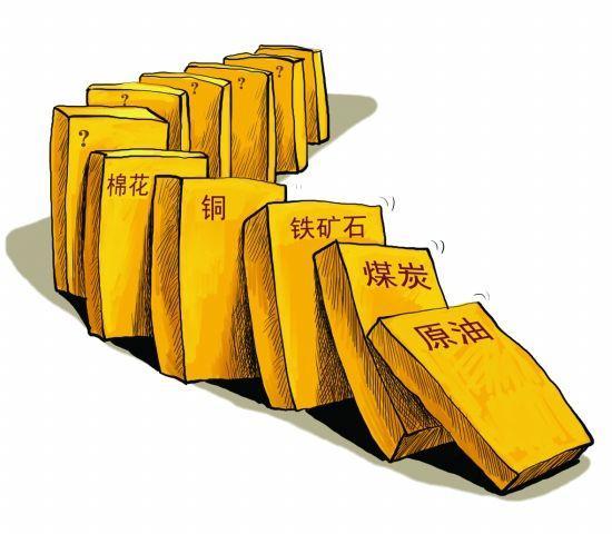中物联:10月份中国大宗商品指数为103.4%