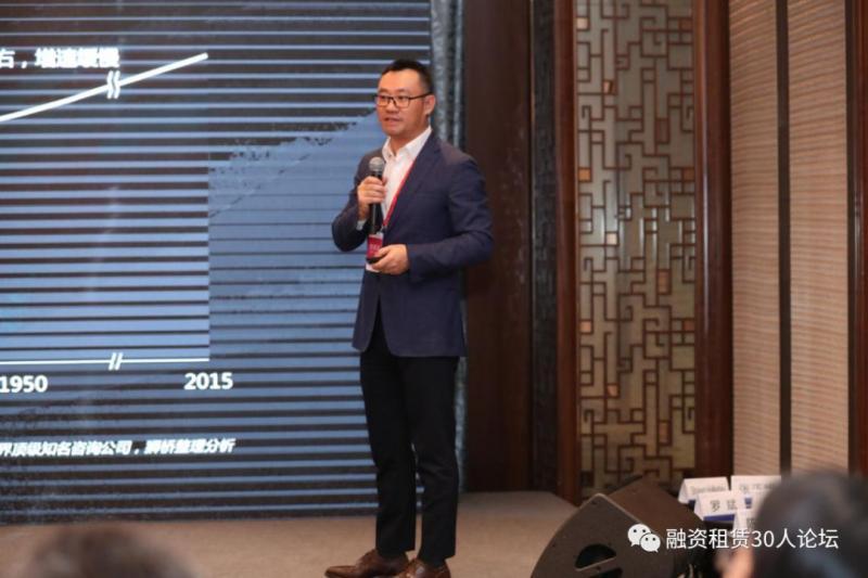 狮桥集团创始人、董事长兼CEO 万钧:汽车金融的破局与赋能之道
