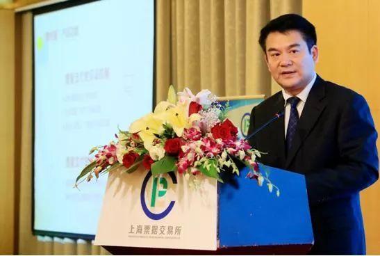 """票交所董事长宋汉光:创新发展票据市场 """"精准滴灌"""" 实体经济"""