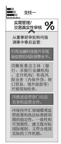 孙天琦:关于外汇领域微观监管的几点思考